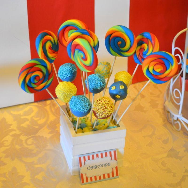 Candy Bar Tematica Circ