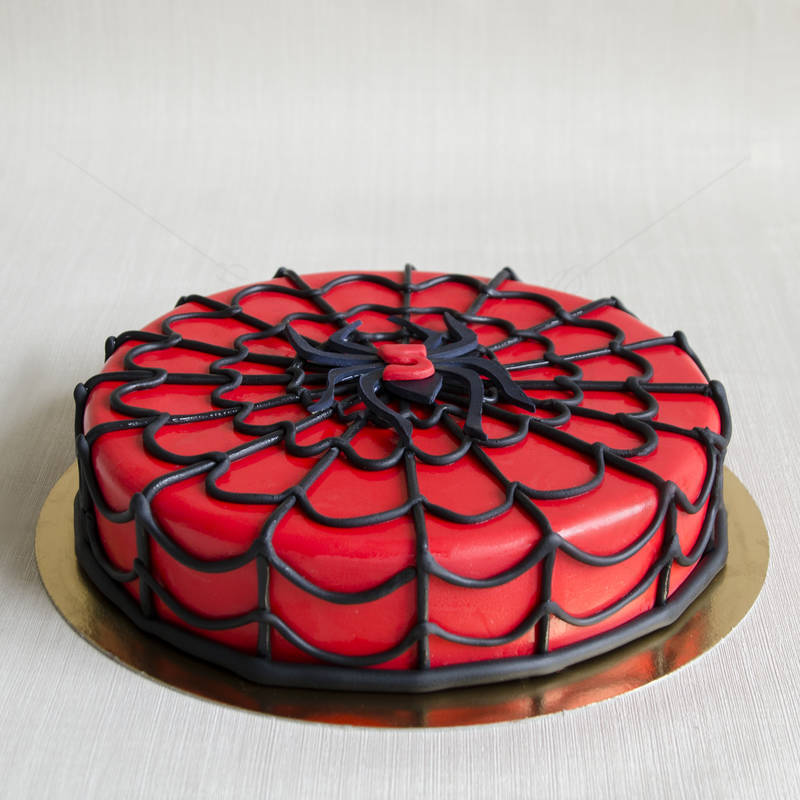 Tort Logo Spiderman