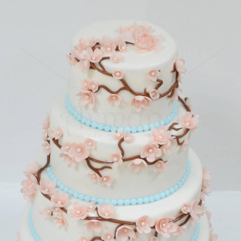 Tort Flori CIrese de mai