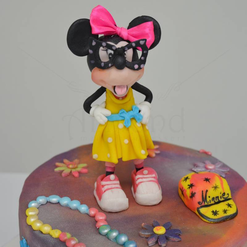 Tort Minnie Mousse Fashionista