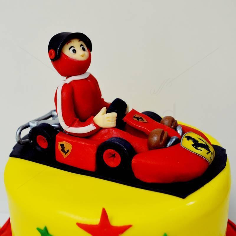 Tort Cart Masini