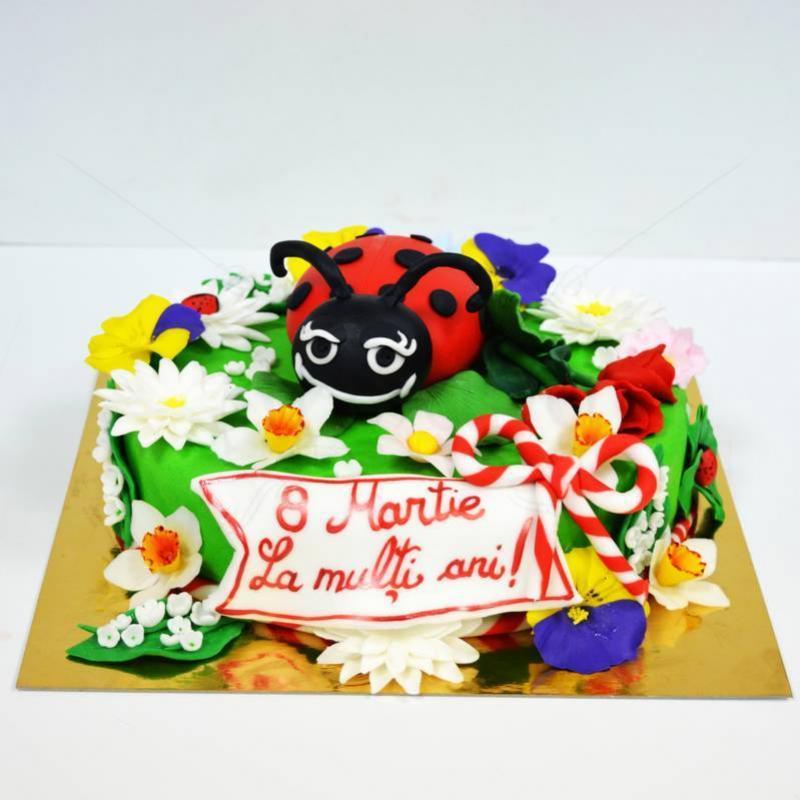 Tort Buburuza Martie