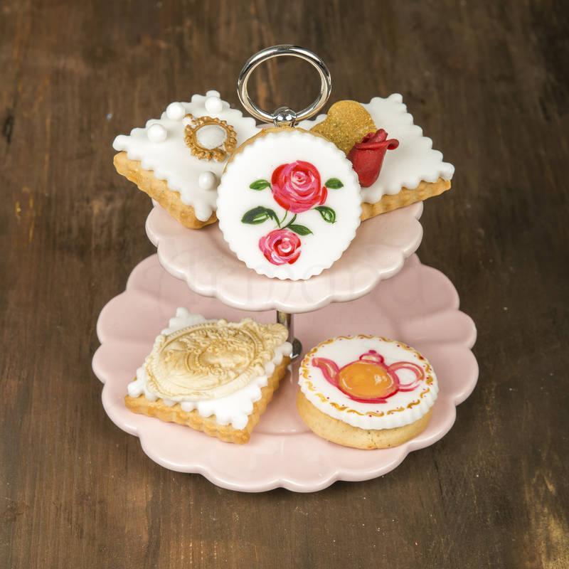 Biscuiti Elegant Vintage