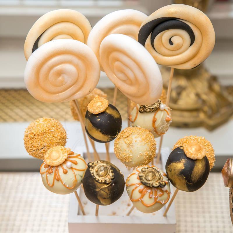 Cakepops Great Gatsby