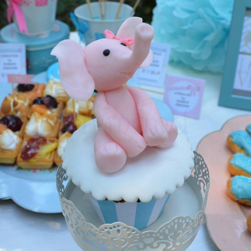 Cupcakes Elefantei