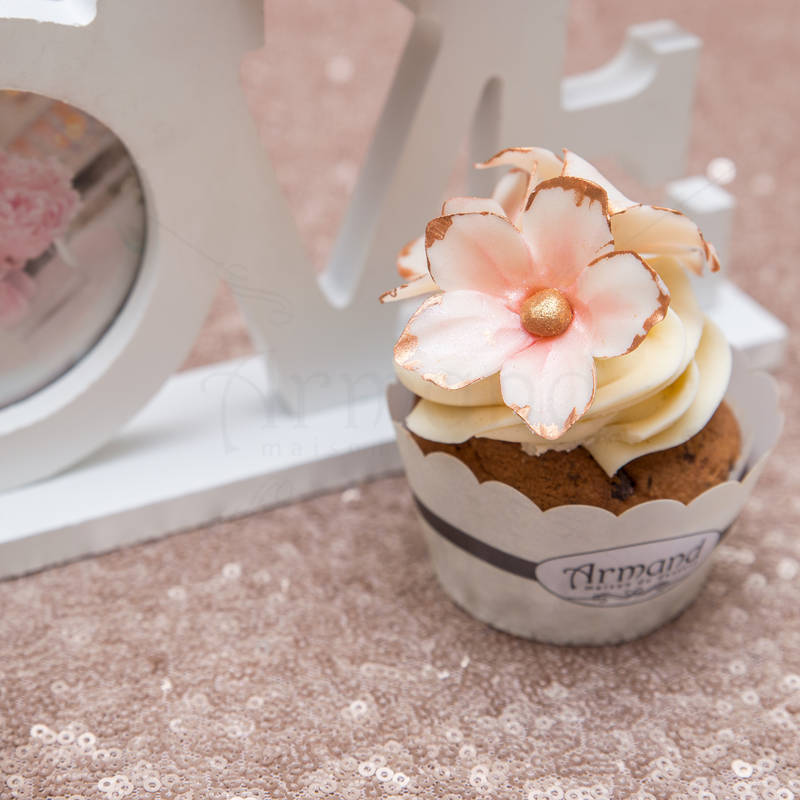 Cupcake Delicat flower