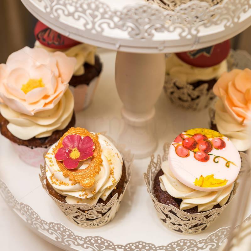 Cupcakes Gradina de toamna