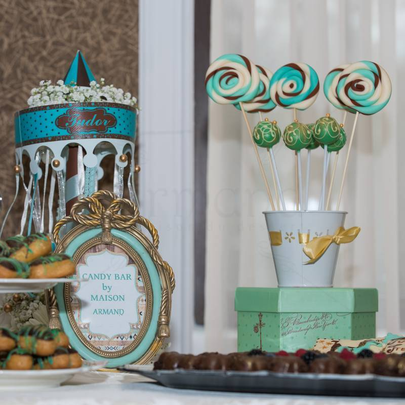 Candy Bar botez Carusel