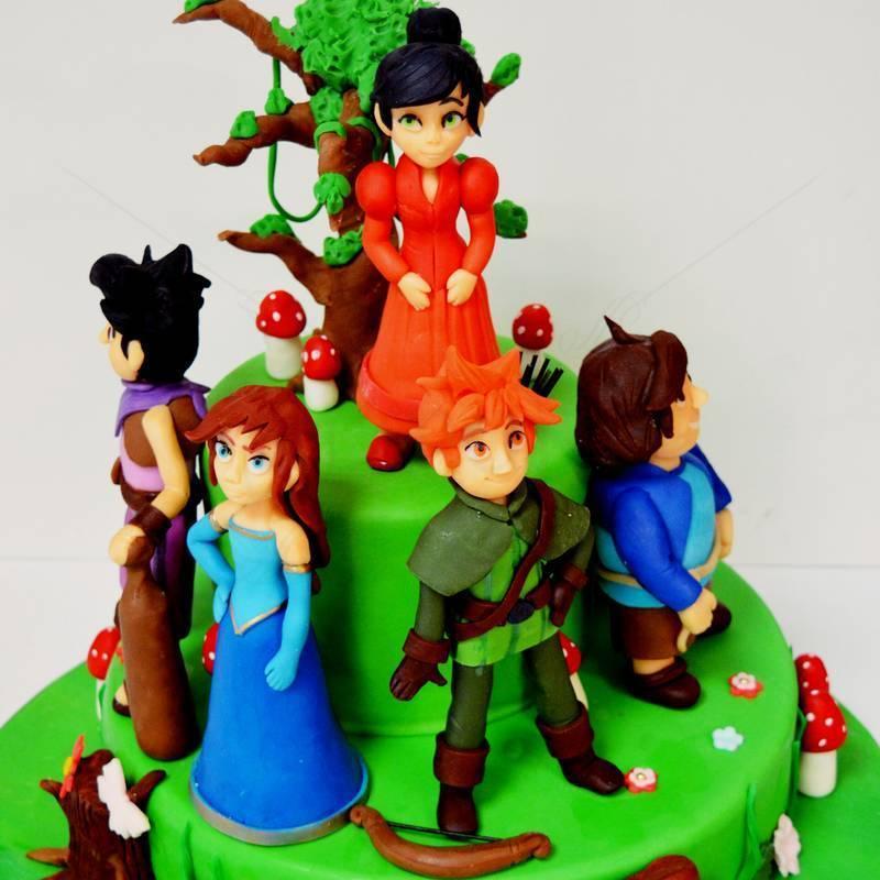 Tort Robin Hood Sherwood