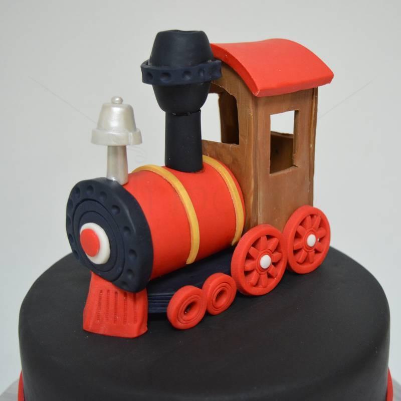 Tort Locomotiva Copilariei