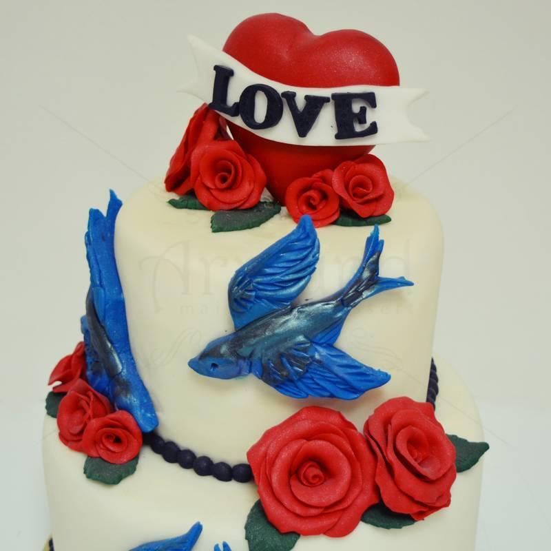 Tort Love Tattoo