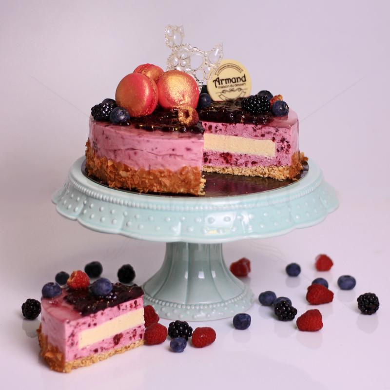 Tort Jasmine Berry
