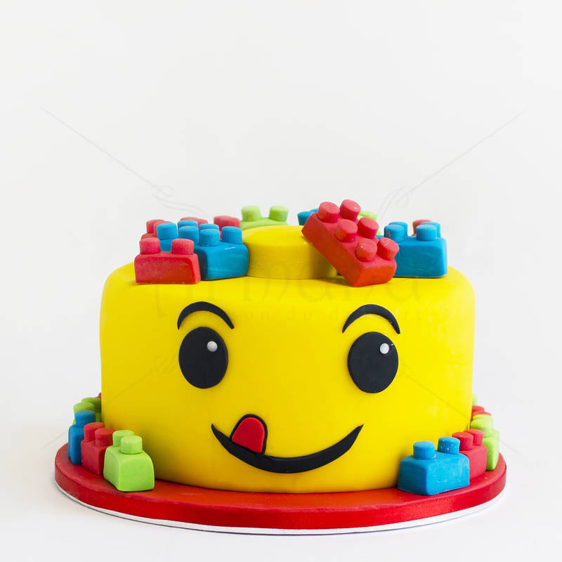 Tort Piese Lego