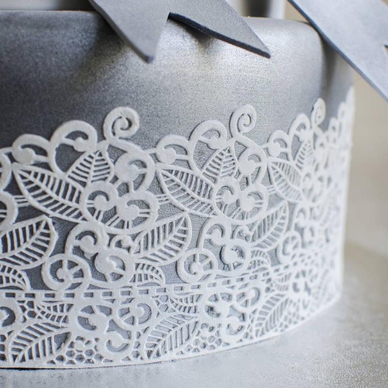 Tort Nunta de argint 2