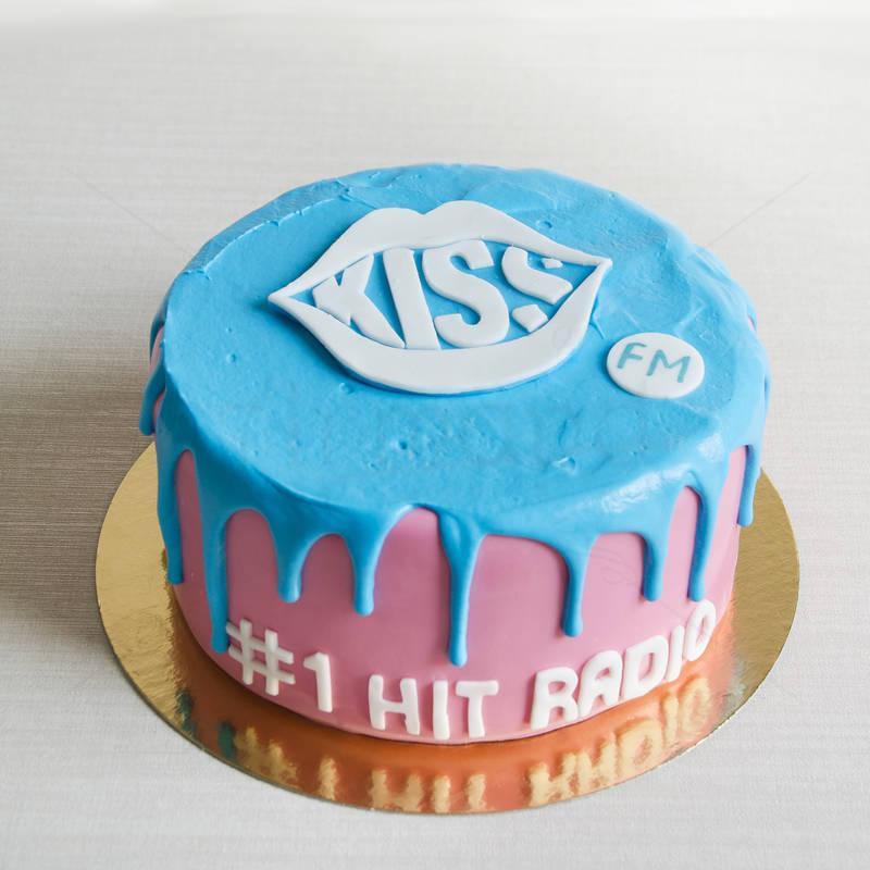 Tort Logo Kiss Fm