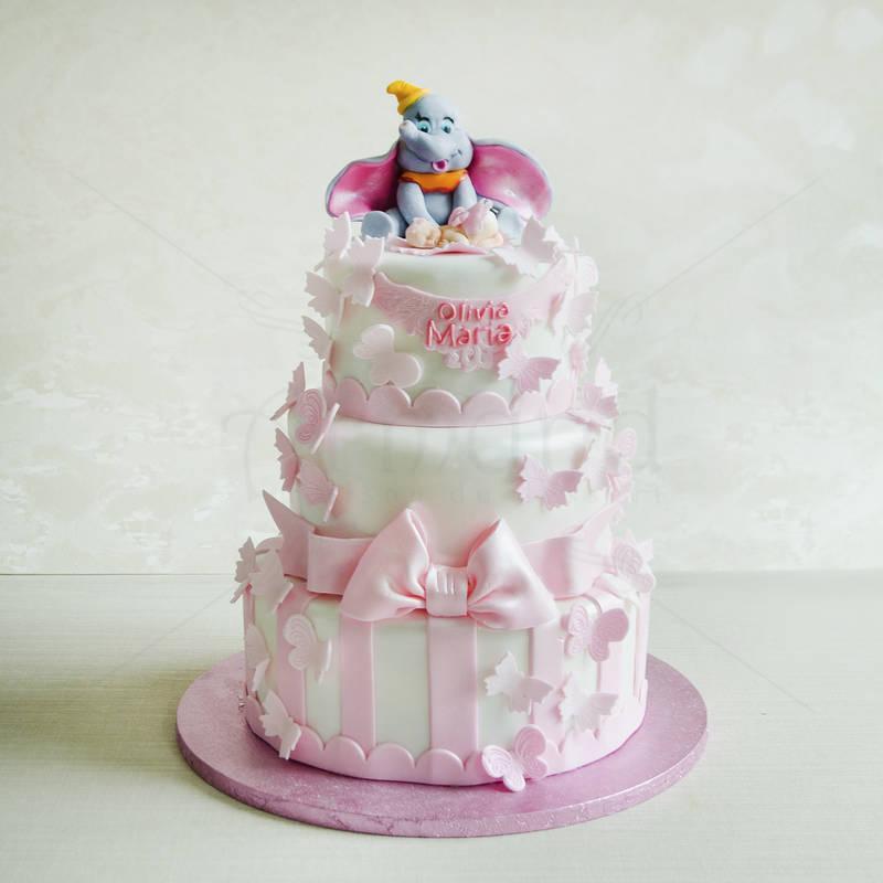 Tort Dumbo si fluturasi