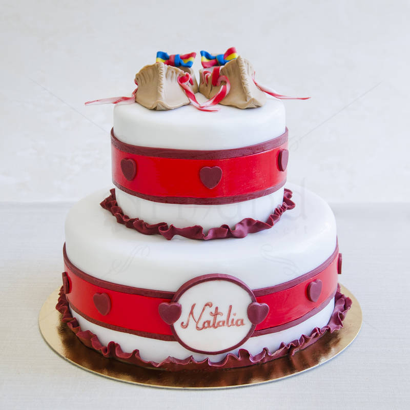 Tort botez Opinci traditionale