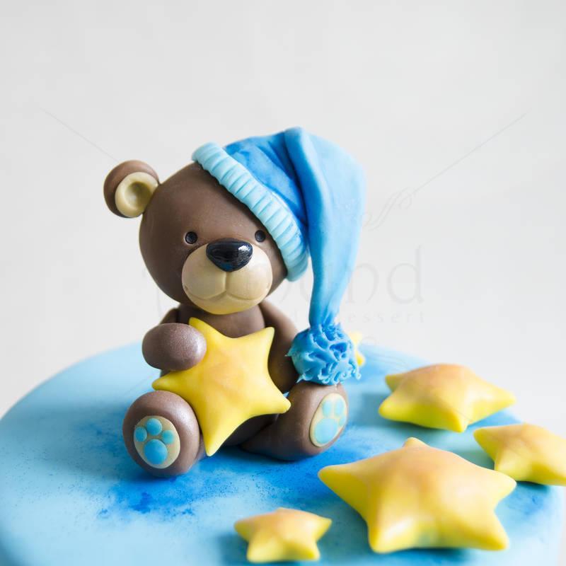 Tort Ursulet si stelute