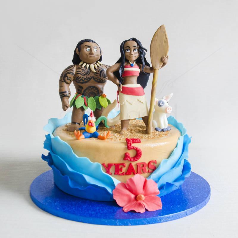 Tort Moana 2