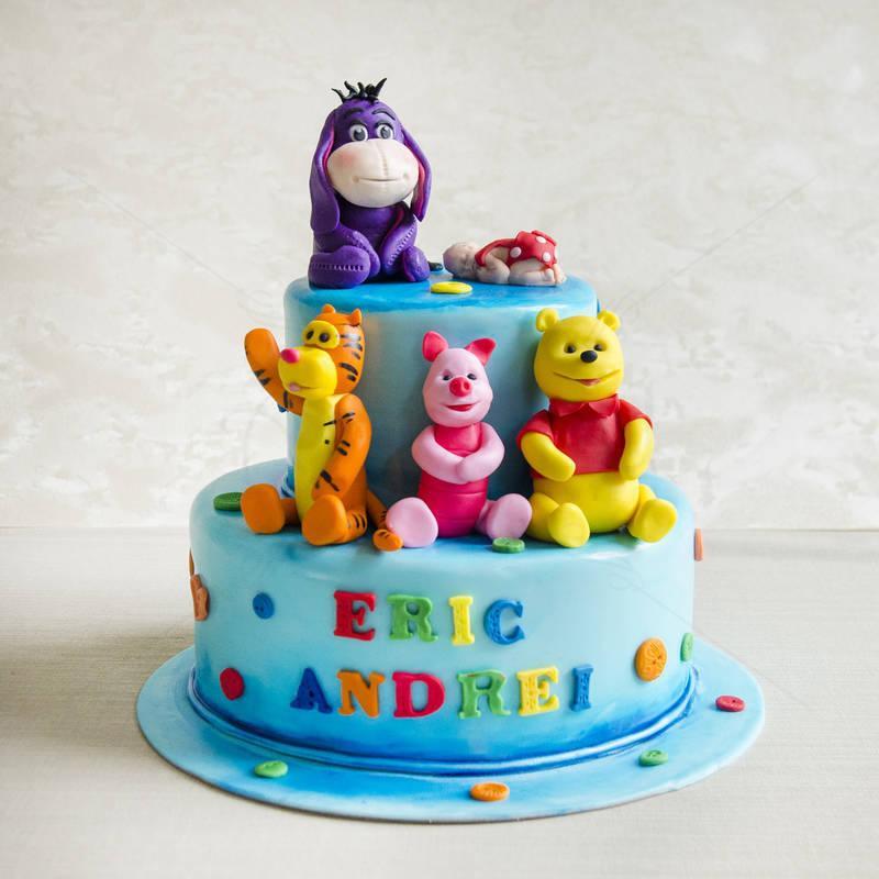 Tort Winnie si bebelusul