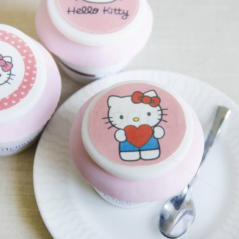 Cupcake Hello Kitty 2