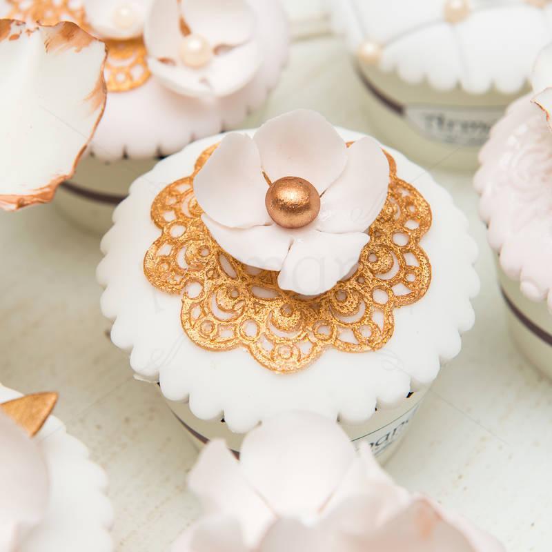 Cupcake Colectia Flori diafane