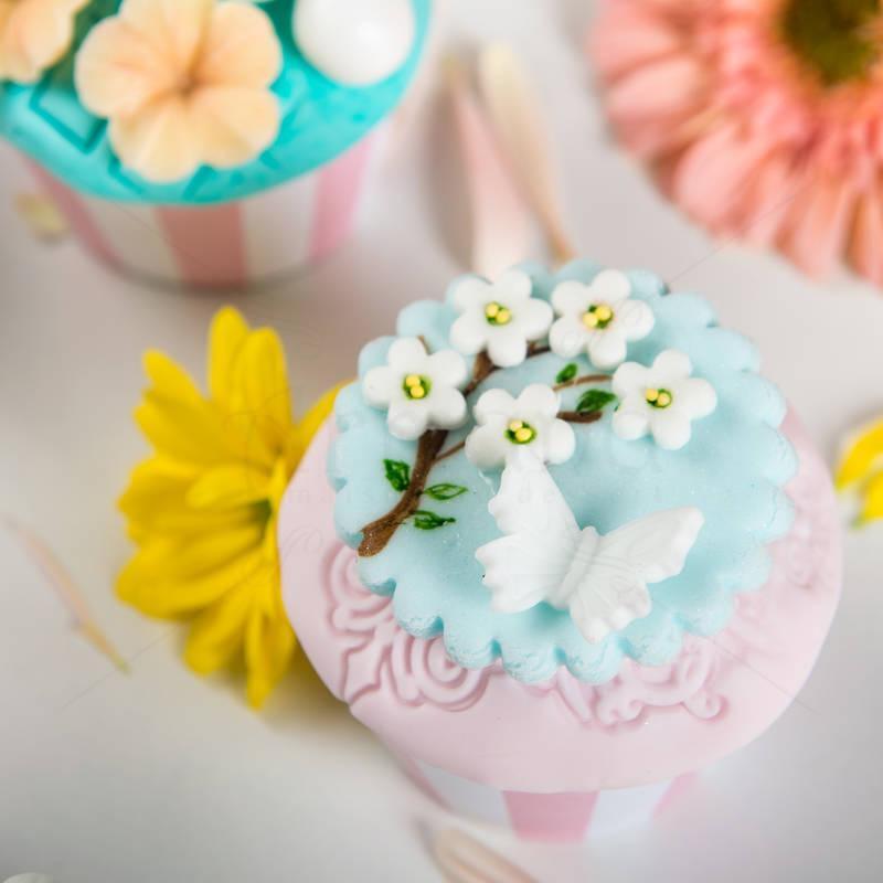 Cupcake Colectia Spring Time