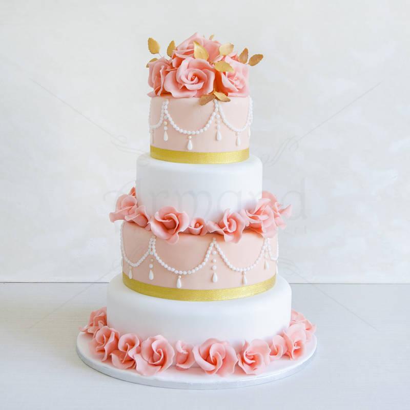 Tort Minirose somon