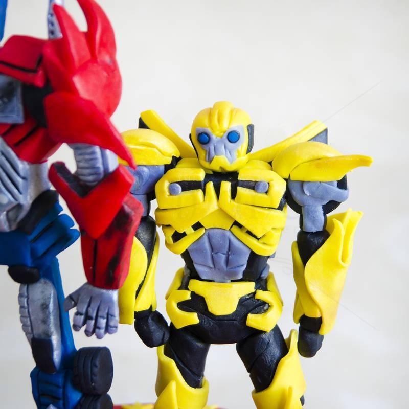 Tort Roboti Transformers