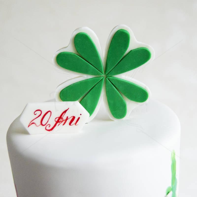 Tort Trifoi elegant