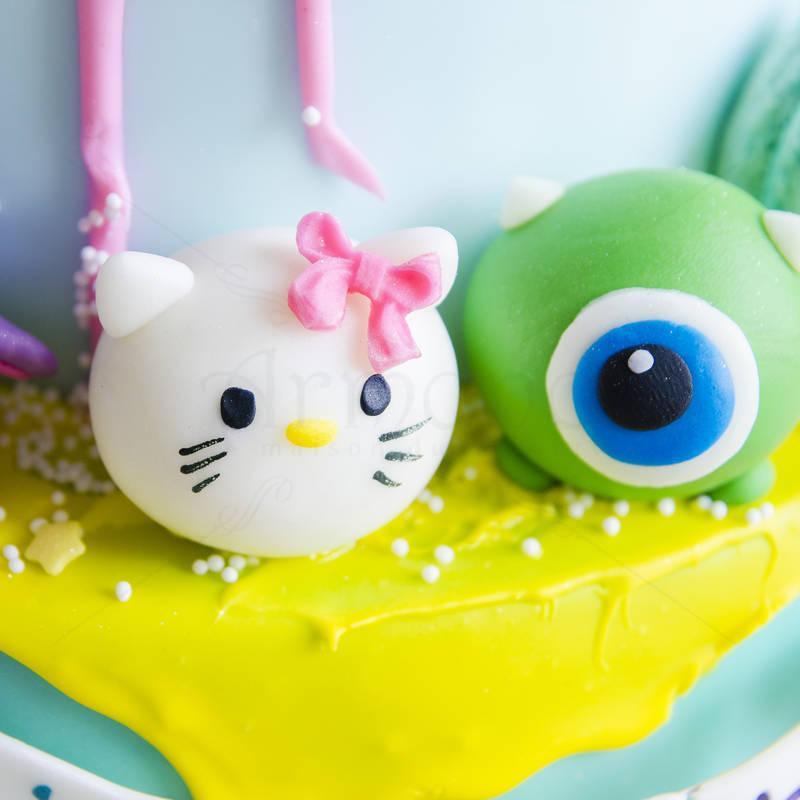 Tort Disney Tsum Tsum