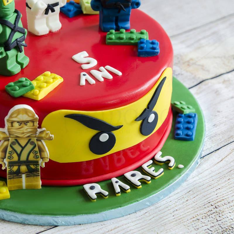Tort Lego Ninjago 2
