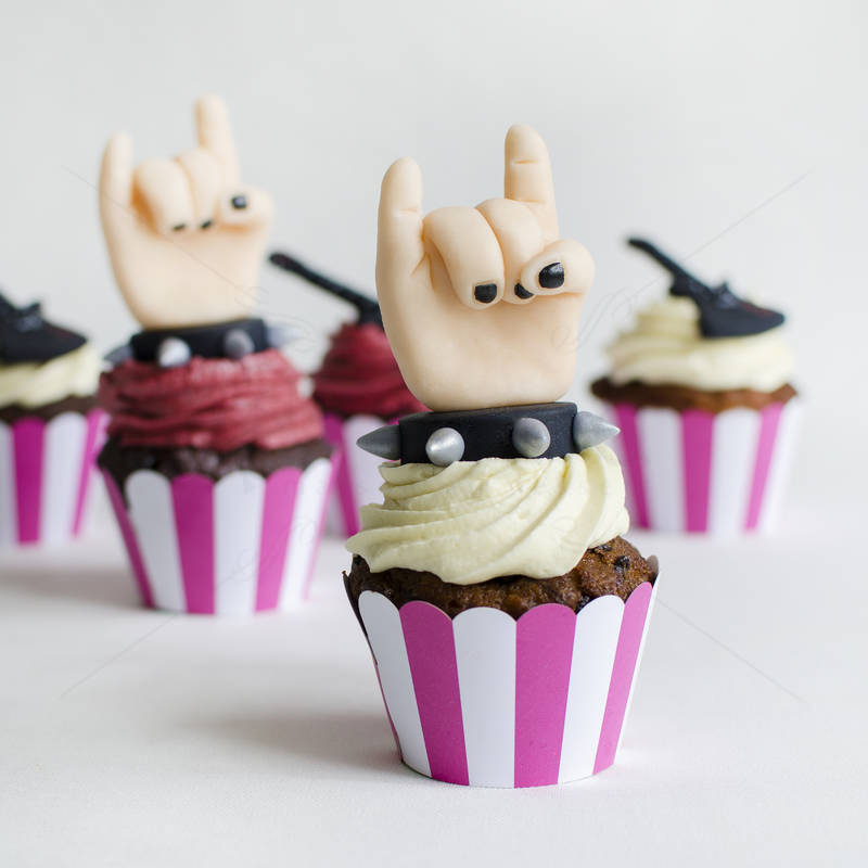 Cupcake Rock music