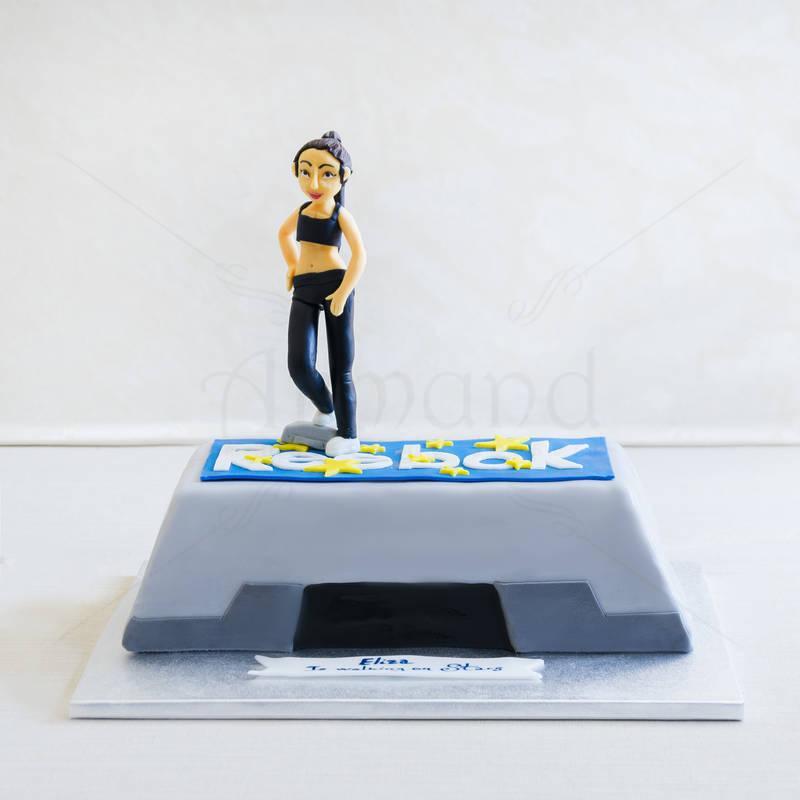 Tort Stepper Instructoare Fitness