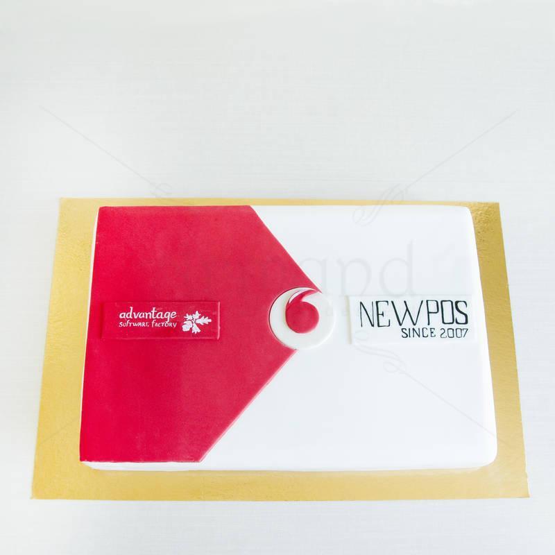 Tort Logo Vodafone - Newpos