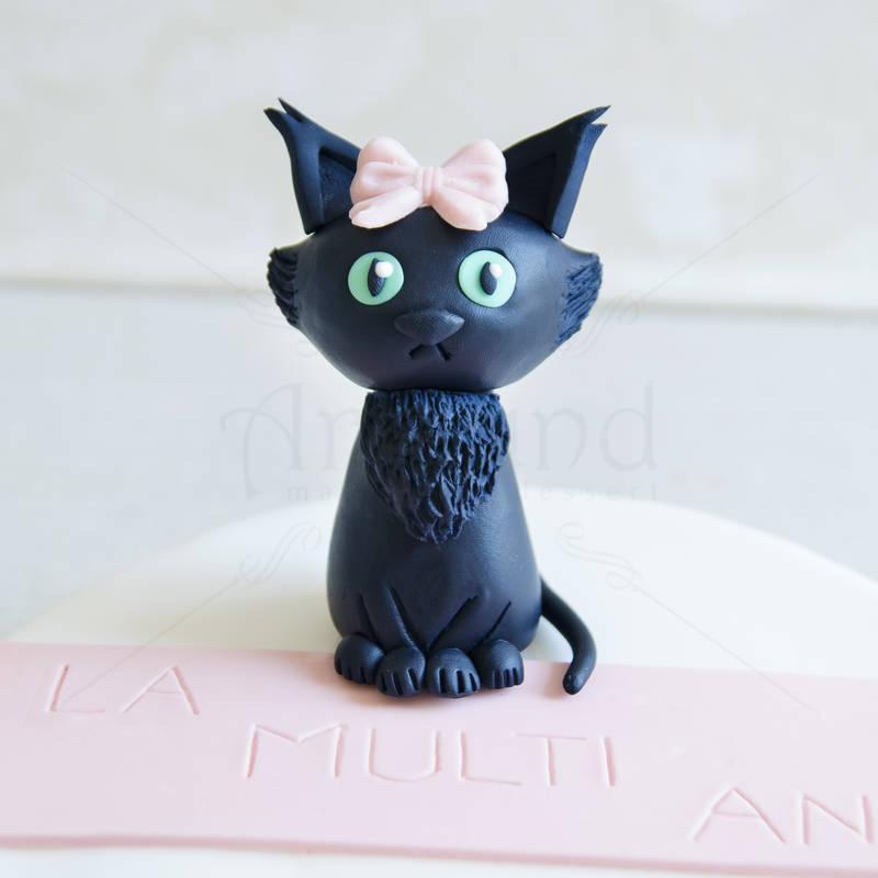 Tort Pisica Neagra