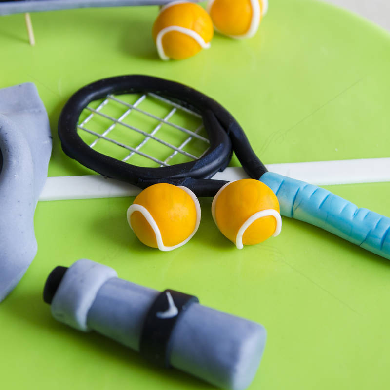 Tort Tenis de camp