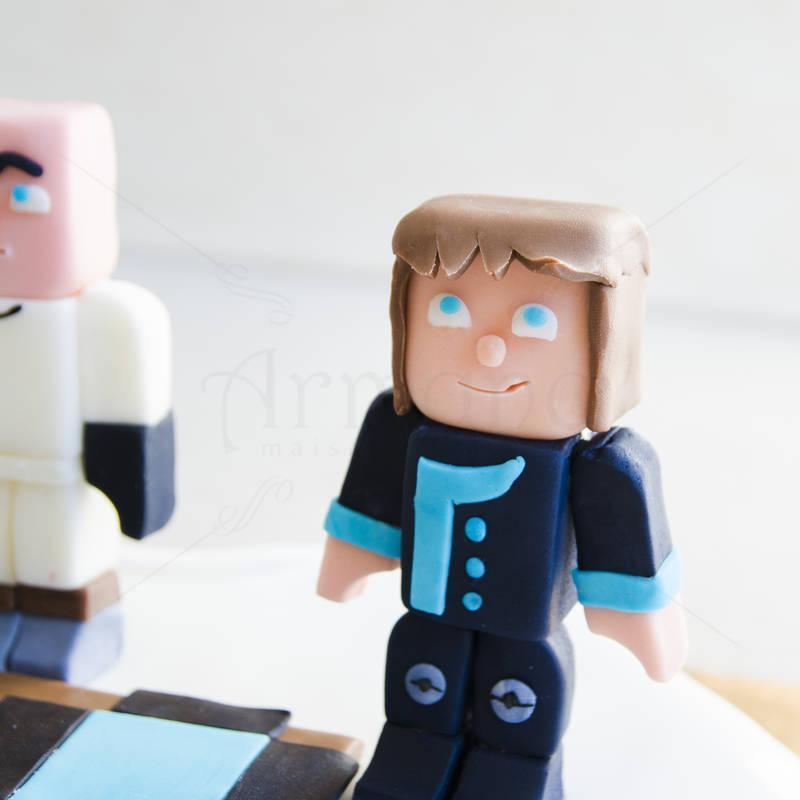 Tort Tricou Minecraft