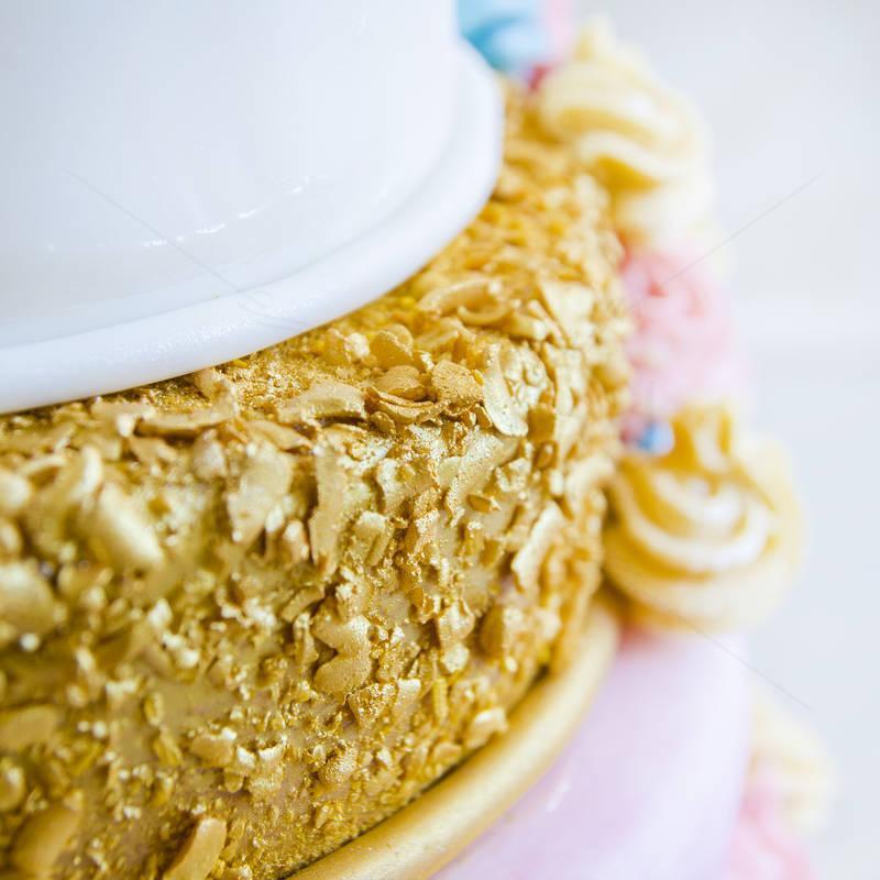 Tort Unicorn culori pastelate