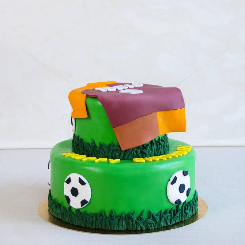 Tort personalizat Tricou fotbalist