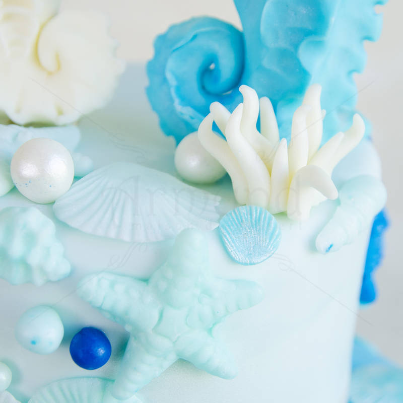 Tort de nunta Caluti de mare