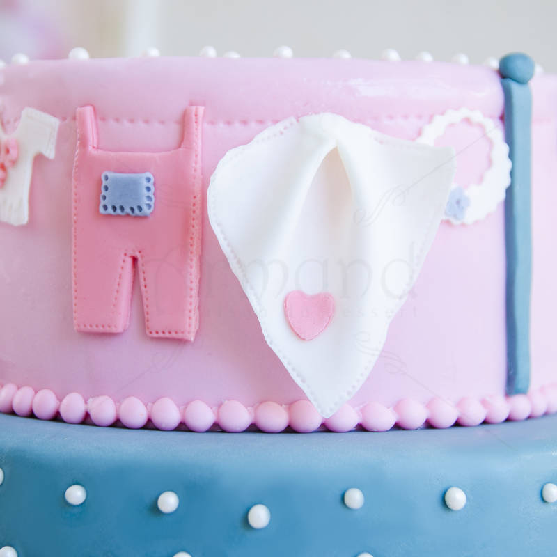 Tort Hainute bebe