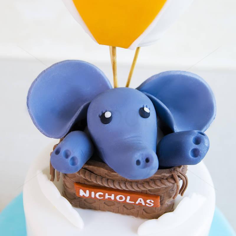 Tort Elefantel in balon
