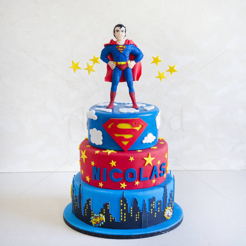 Tort Superman Gotham City