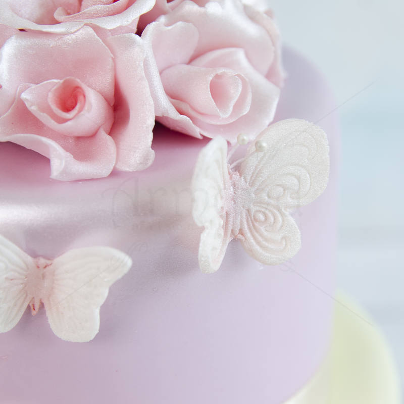 Tort Trandafiri sidefati
