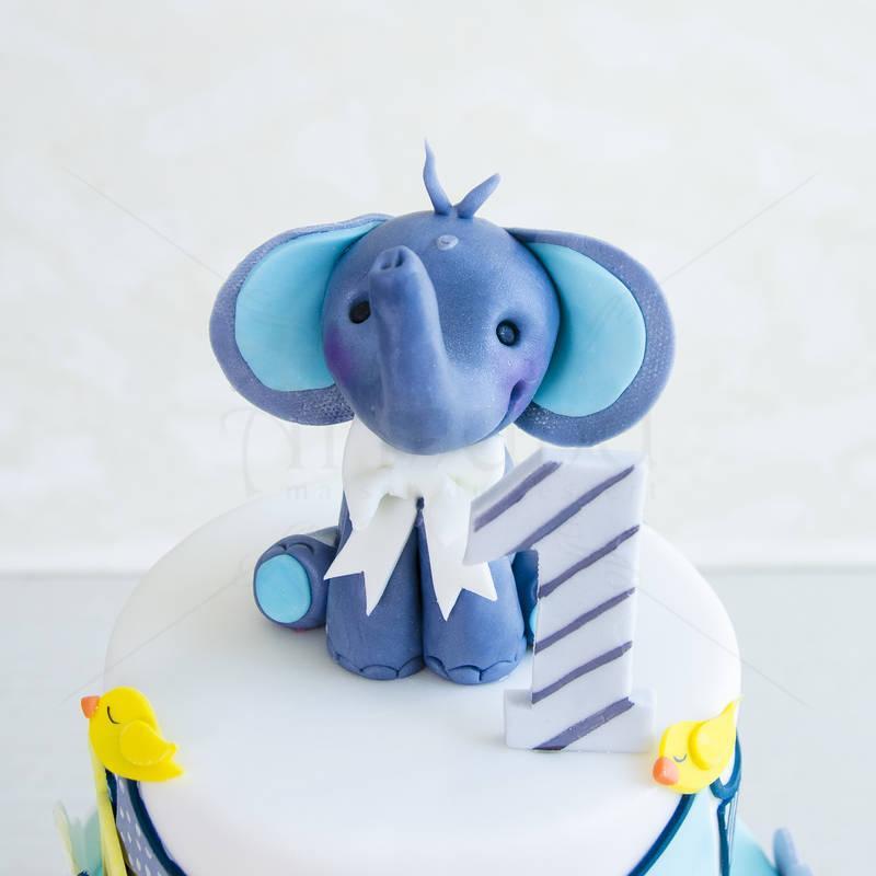 Tort Elefantel si Soare