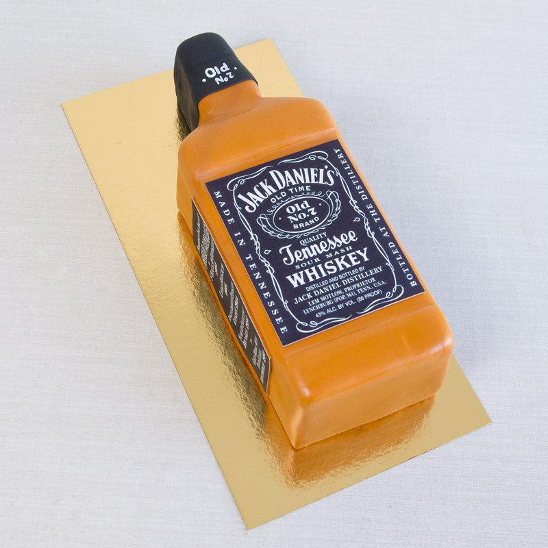 Tort Personalizat pentru barbat Sticla Whisky