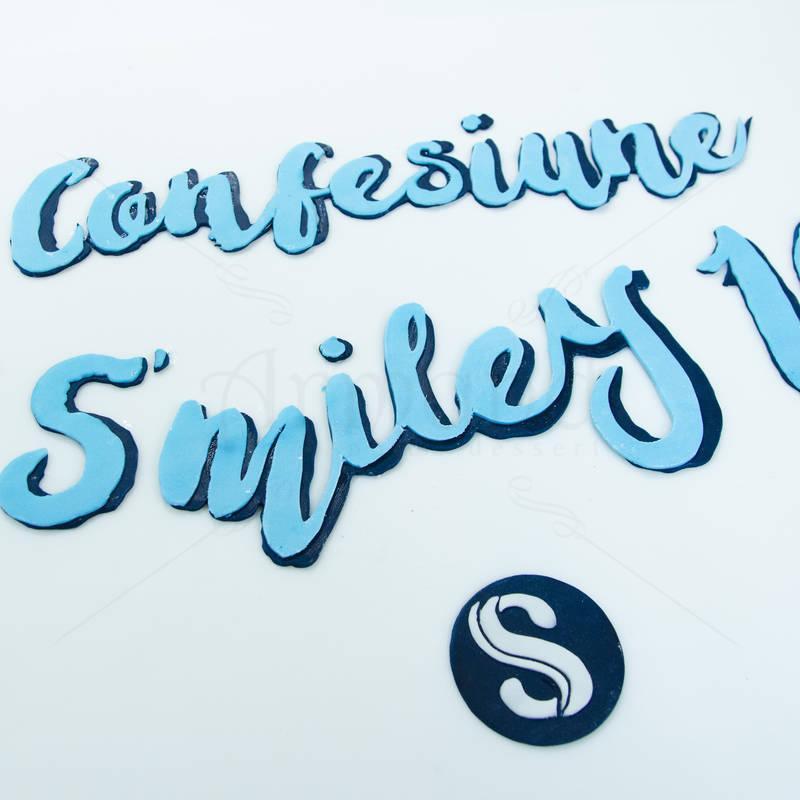 Tort Aniversar Smiley