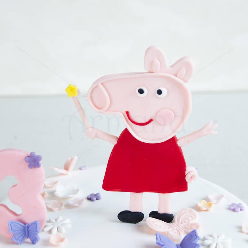 Tort Personalizat Peppa Pig