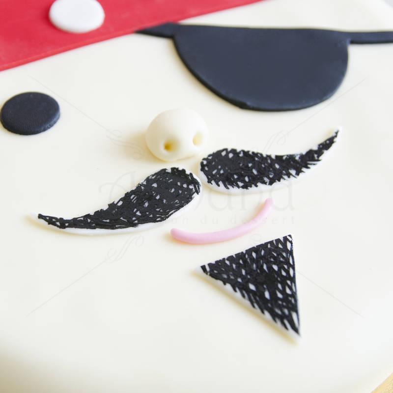 Tort Baietel Pirat